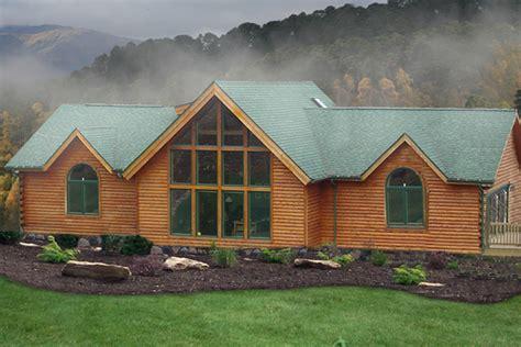 Log Home Floor Plans  Mountain Creations Log Homes Aspen