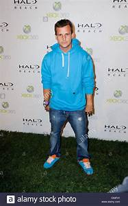 Rob Dyrdek At Arrivals For XBOX 360 Launch Party For HALO