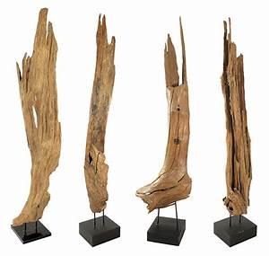 Große Skulpturen Für Wohnzimmer : skulptur treibholz teak gro holz unikat natur wohnen ebay ~ Bigdaddyawards.com Haus und Dekorationen