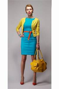 Yellow New Look Sweaters Turquoise Blue Mohito Dresses