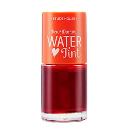 Jual Etude House Lip Tint jual etude house dear water lip tint orange