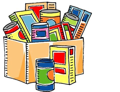 food drive clipart clms canned food drive crews lake middle school