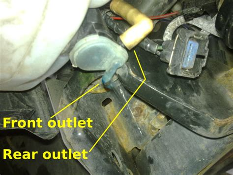 Windscreen Washer Problems Fordwiki