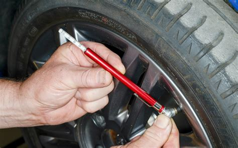 Check And Inflate Your Tyres