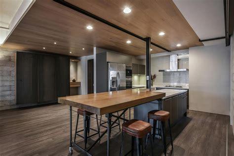 home interior design contemporary loft  aya living group