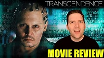 Transcendence - Movie Review - YouTube