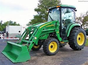 2008 John Deere 4320 Tractors - Compact  1-40hp