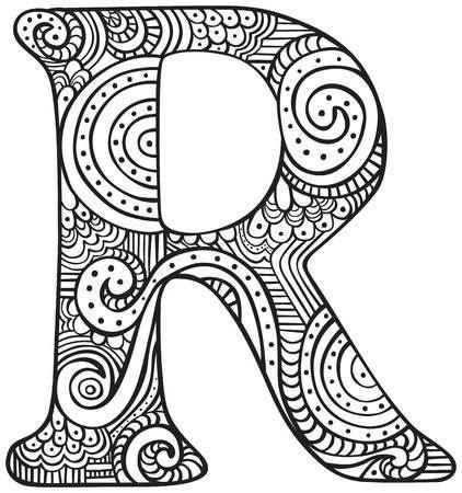 stock mandalas letras para imprimir dibujando letras y letras mayusculas para imprimir