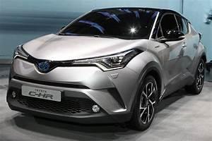 Toyota C Hr 2016 : toyota c hr debut at geneva motor show video the fast lane car ~ Medecine-chirurgie-esthetiques.com Avis de Voitures