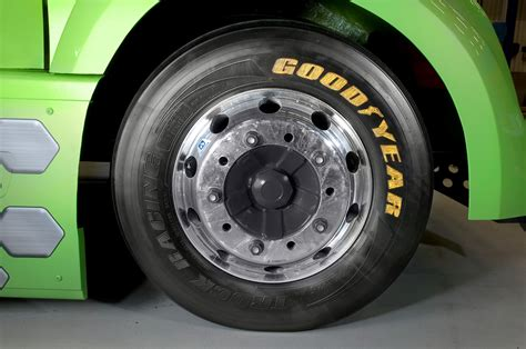 Goodyear Tyres The Fastest Truck Tyres