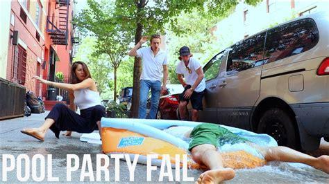 pool party   sidewalk youtube