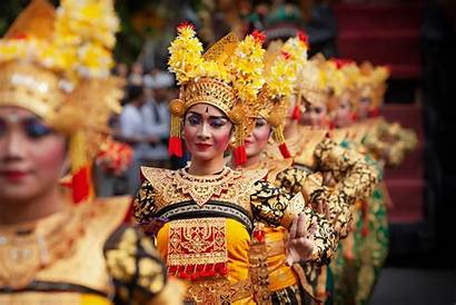 Indonesia Culture Tari Bali Gerak Balinese Kaki