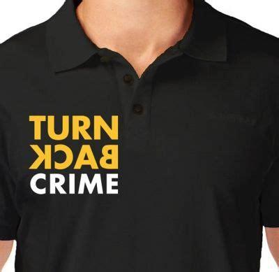 kaos polo turn back crime 2 kaos premium