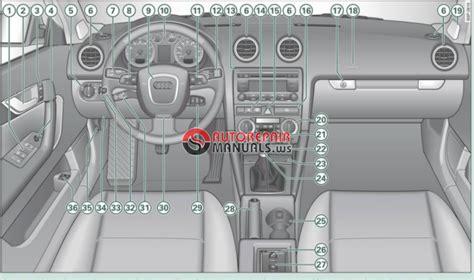 audi tt tts roadster owners manual