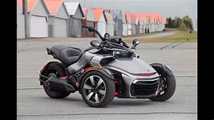 2015 Can-am Spyder F3 - First Ride Review