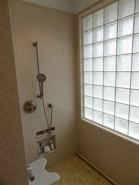 Pictures Of In Shower - roll in handicapped ada shower design tips cleveland