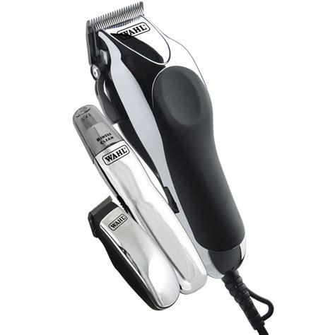 wahl deluxe chrome pro mains clipper shipping lookfantastic