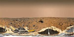 NASA's Mars Pathfinder & Sojourner Rover 360 View - YouTube