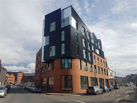 Kelham Works Student Accommodation Sheffield