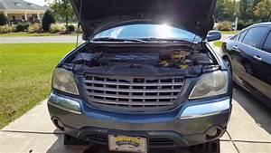 35 2005 Chrysler Pacifica Parts Diagram