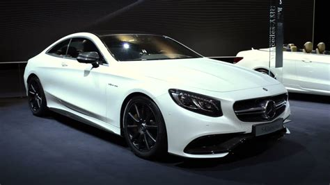 Gambar Mobil Gambar Mobilmercedes C Class Coupe by Amsterdam The Netherlands April Stock Footage