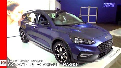 ford focus active wagon  car reviews cars