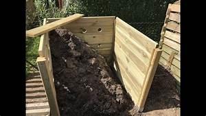 Komposter Selber Bauen Metall : tinker works kompost boxen selber bauen youtube ~ Watch28wear.com Haus und Dekorationen