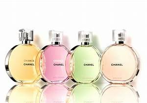 Chance Eau Vive Chanel perfume - a new fragrance for women ...