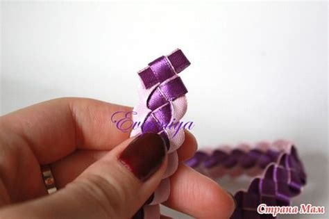 weave  strand braided ribbon icreativeideascom