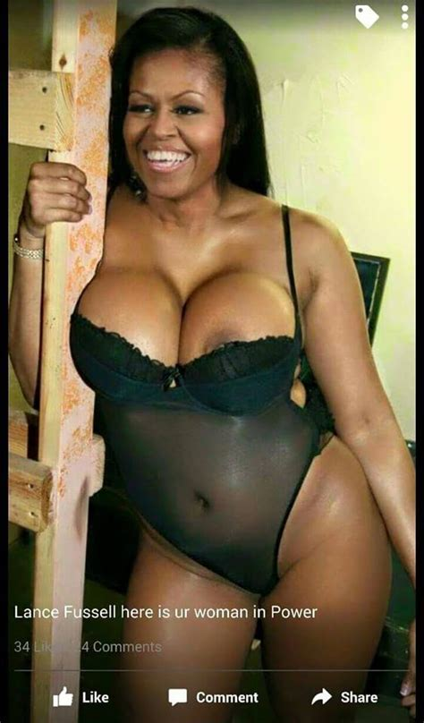 Michelle Obama Celebrity Nudes Office Girls Wallpaper