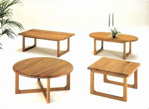 Couchtisch Holz Rund Oval : couchtisch buche kernbuche ~ Frokenaadalensverden.com Haus und Dekorationen