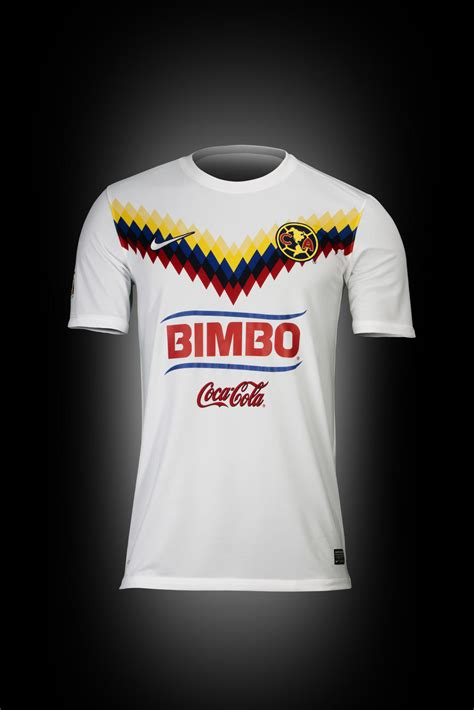 club america kits capture teams heritage  passion