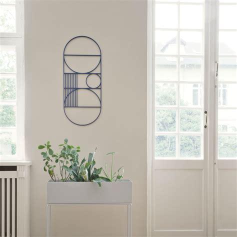 Frische Wanddekoration Mit Pflanzengreen Wall Plant Decor by Plant Box Ferm Living Connox