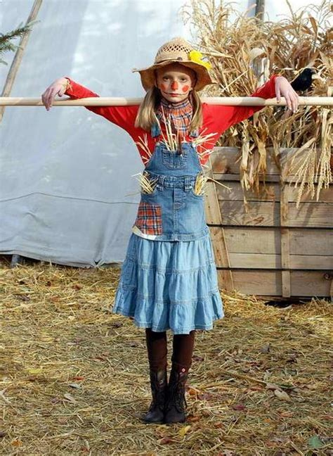 Diy Scarecrow Costume Ideas From Clever To Creepy
