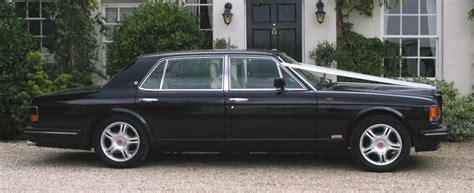 bentley turbo r custom yorkshire wedding cars chauffeur driven bentley turbo rl