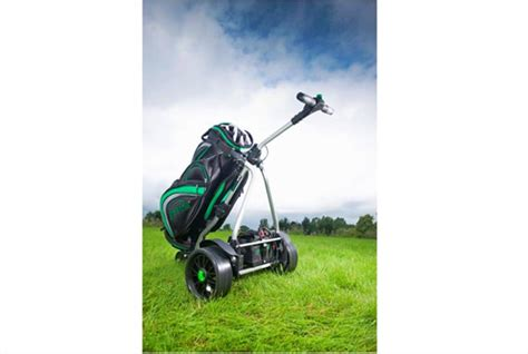 greenhill gts electric trolley review equipment reviews today s golfer