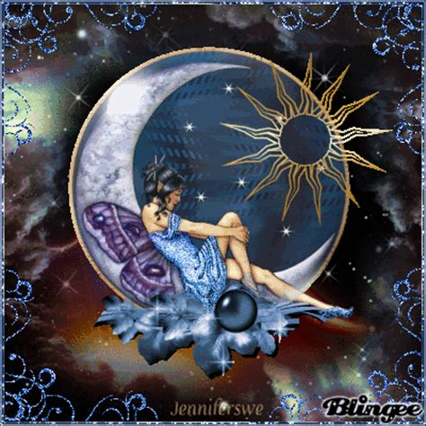 moon and stars fairy l night moon fairy picture 126304410 blingee com