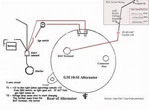 Delco Remy 10si Wiring Diagram