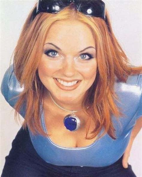 Geri Halliwell My Favorite Ginger Reality In 2019