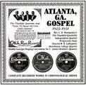 Early Gospel Singers – G – Early Gospel Music