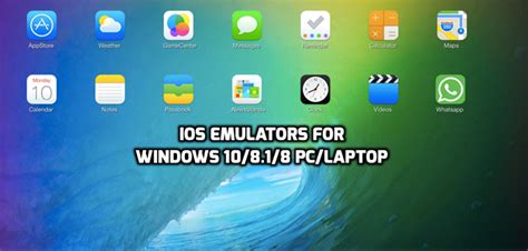 ios emulator for android emulator for iphone prioritywebsite