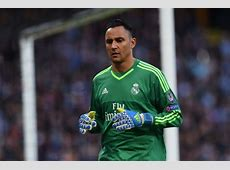 Keylor Navas says collapsed move to Manchester United has