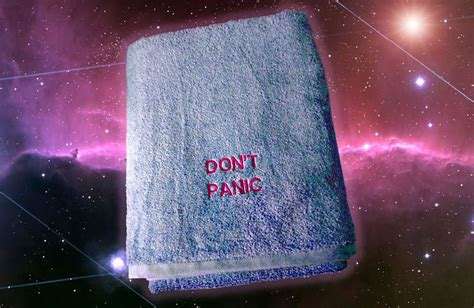 towel  towel day