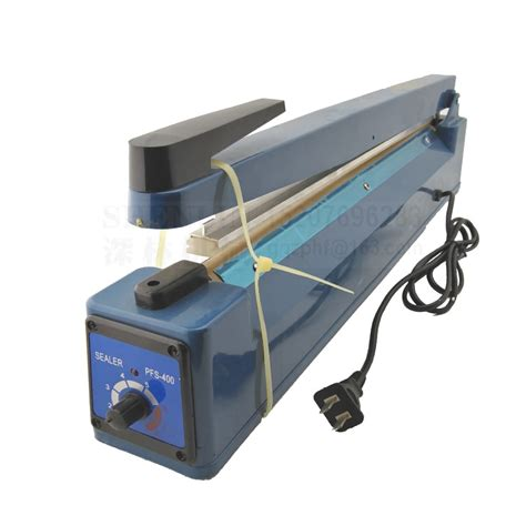 buy impulse sealer psf hand sealing machine manual sealer  plastic bag
