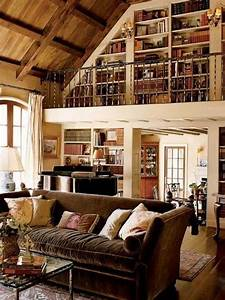 15, Utterly, Bold, And, Sleek, Attic, Living, Room, Design, Ideas