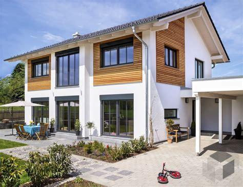 Moderne Häuser Bayern by Glonn Regnauer Hausbau Fertighaus De