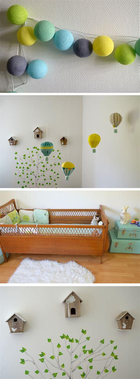 deco chambre de bebe déco chambre bébé la chambre nature et poétique de noah