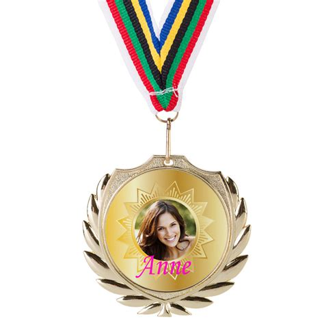 rhum cuisine medaille la meilleure medaille personnalisee avec photo