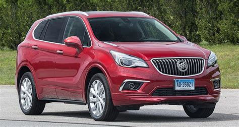 buick envision suv proves disappointing