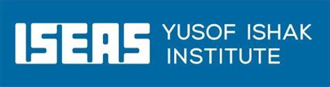 Singapore S Iseas Yusof Ishak Institute Sea Survey